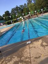 Rose Raleigh Kristi swim